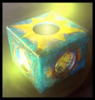 Container for Sunshine by Mosz