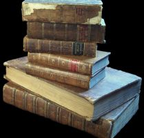 old books - dictionary - 10 by barefootliam-stock