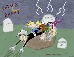 Save Danny....please... by Mrs-Scissorhands