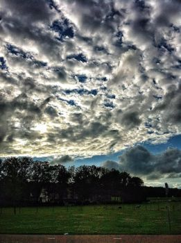Holland's Clouds by Janice1993