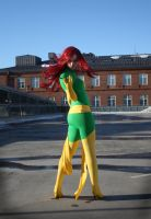 Jean Grey by Ane-ue