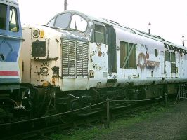 Photoshopped Class 37 by htilden42