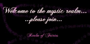 For Realm of Fairies by lizjowen