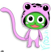 Frosch! by ChrissieV