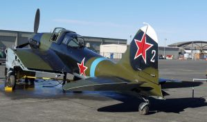 Ilyushin Il-2 Sturmovik by shelbs2