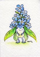 Trolls - Periwinkle by StacyLeFevre