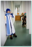 Vocaloids version Kaito by eriol125