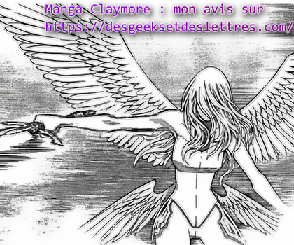 Claymore-manga by dragonfroid