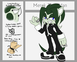 Merek Thorodan REFF SHEET by DiesIstPanda