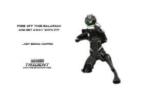 ACAVYOS Mass Effect Trident Promo V by Acavyos