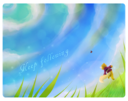 .:Keep following:. by NinjaHermit