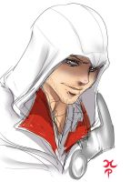 Ezio Auditore by ManiacPaint