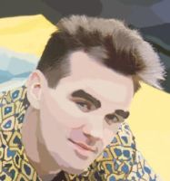 Morrissey by All-Punk-Cons