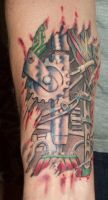 Finished Biomech Colour by Green-Jet