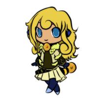 Chibis:: Mareep by Vae-Halo3