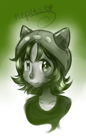 nepeta doodle by sherbi