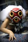 Princess Mononoke by CatchingKeys