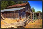 Another Old Barn HDR by Mac-Wiz
