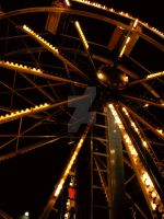Ferris Wheel. by LateRainyNights