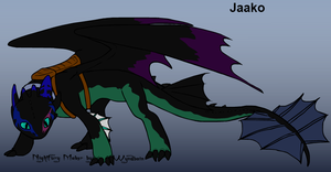 Jaako by Darksonicboom