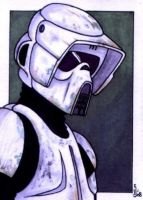 PSC-Scout Trooper by ragelion