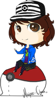 2012 Chibi Point Commish Example by Maipee-Chan