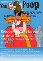 Youtube Poop Magazine by Sergy92