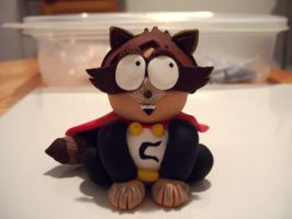 The Coon Figurine by alternativeicandy