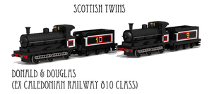 Scottish Twins by ScotNick