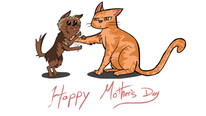 Mother's Day by Saber-Cow