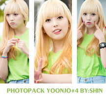 Photopack Yoonjo#4 by:Shin by Shin58