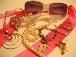 Girly Items by Sockpuppet44