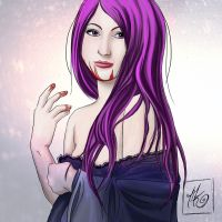 Sweet Rize by blackenedhonestyart