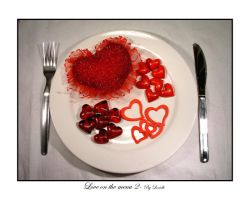 Love on the menu 2 by lexidh