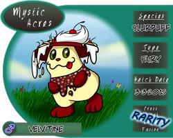 -Pkmnation- Velvitine by TheMidnightMage
