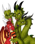 Commish - Thorn and Hydra by shaloneSK