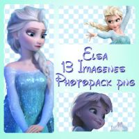 Frozen: Elsa Png by tinitutoriales