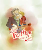 Father and Son by SeafaringSarah