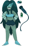 Chrysocolla: Adoptable for PanthaKyat21 by AngelDracon