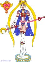 Knight Sailor Moon by Princess-Tria