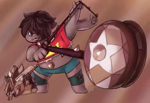 Smoky Quartz by QwertyNerd
