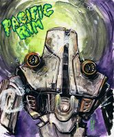 Pacific Rim by juliakrase