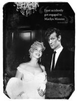 The Doctor and Marilyn by seduff-stuff