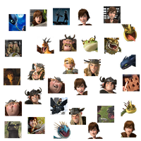 HTTYD Computer Icons-Windows by Janna-Hawkins