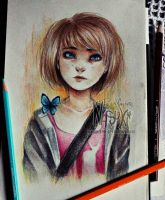 Max Caulfield by Nasuki100