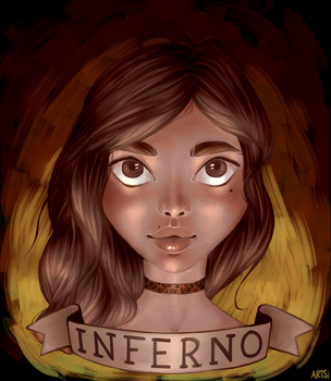 Inferno by Mannylinn