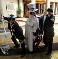 OTAKON 2012- Blue Exorcist by DoctorTonyStarkWho