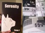 Serenity Comic is Here by Miiroku
