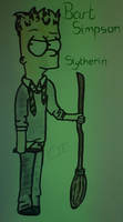 Look who joined Slytherin ... by CardiGirl28