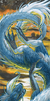ACEO for Eloren by Dragarta